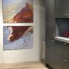 Fotokunst in keuken