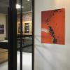 Fotokunst in showroom