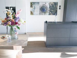 Iris Depassé ArtWorks bij Eiland de Wild Keukens
