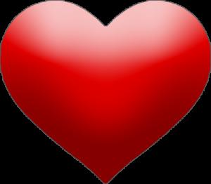 hart favorieten